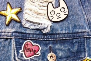 custom patches for clothes