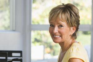 woman menopause